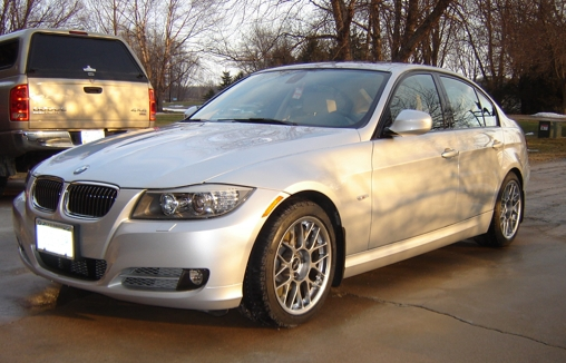 2011  BMW 335d  picture, mods, upgrades