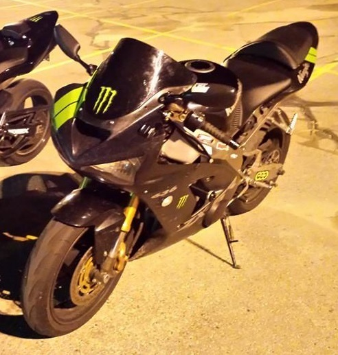 2003 Kawasaki Ninja Zx6r 636 14 Mile Drag Racing Timeslip Specs 0