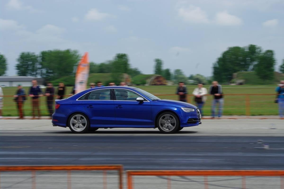 Stock Audi S Sedan Mile Trap Speeds DragTimescom - Audi s3 0 60