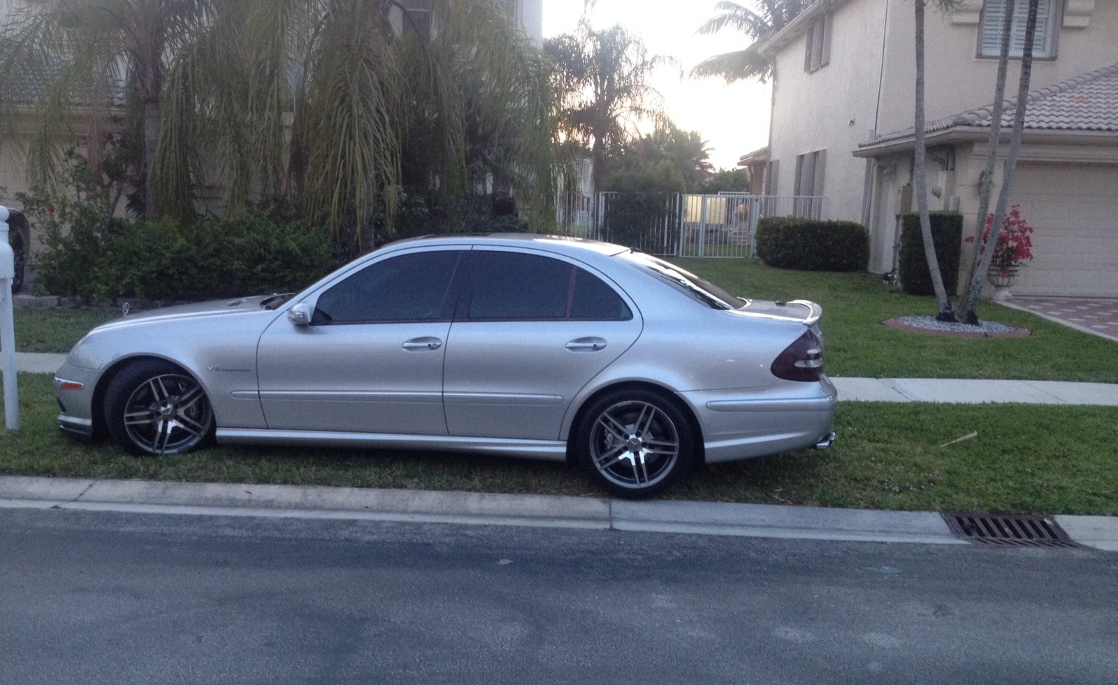 2005 Mercedes Benz E55 Amg 1 4 Mile Drag Racing Timeslip