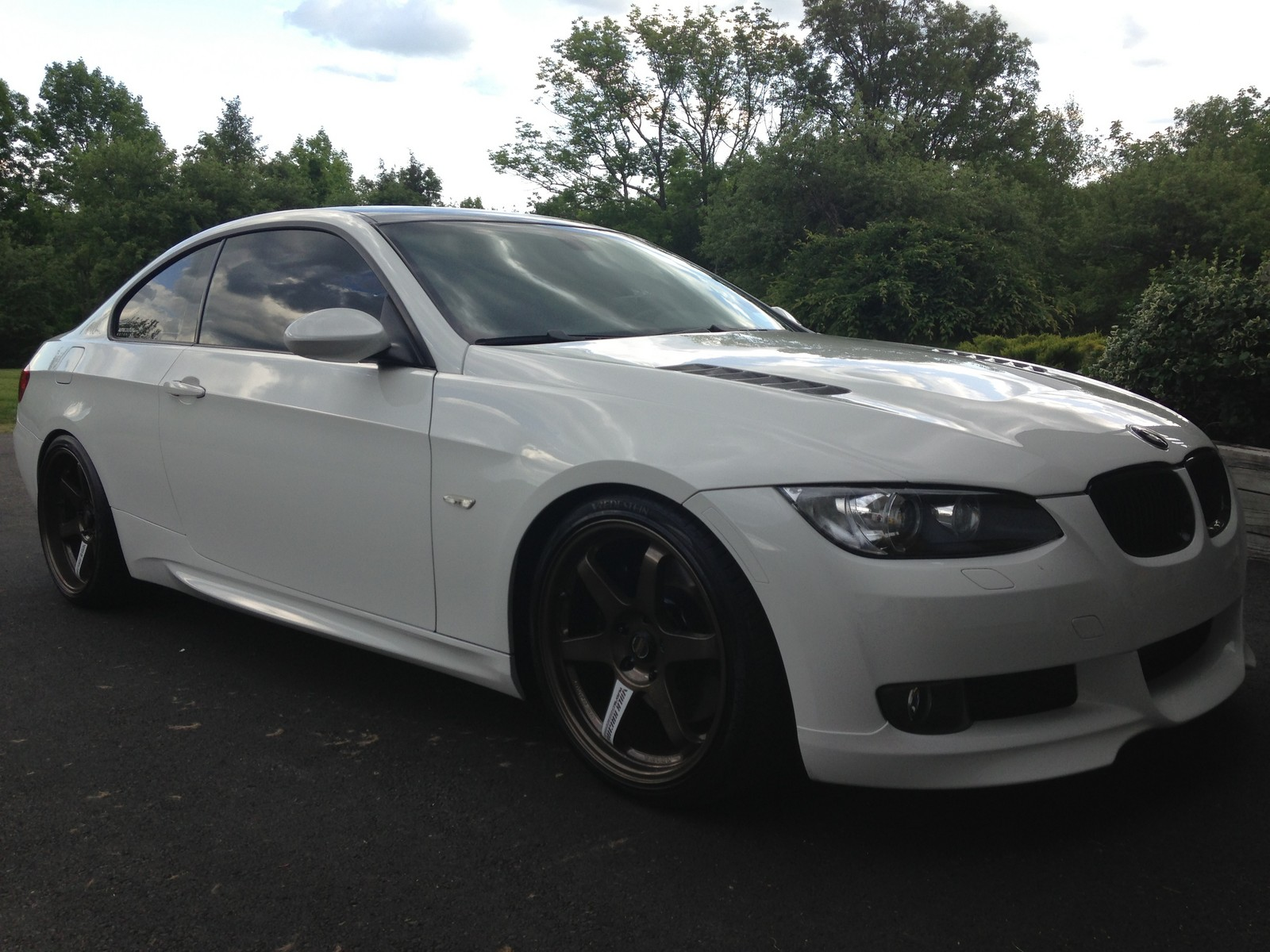 2008 Bmw 335xi 1 4 Mile Trap Speeds 0 60 Dragtimes Com
