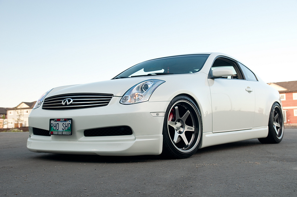 2007 infiniti g35 coupe 6mt 1 4 mile drag racing timeslip. Black Bedroom Furniture Sets. Home Design Ideas