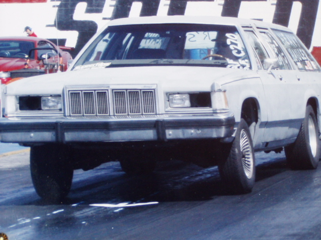 1981 Mercury Grand Marquis Colony Park