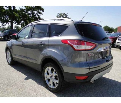 Grey 2014 Ford Escape Titanium 2.0