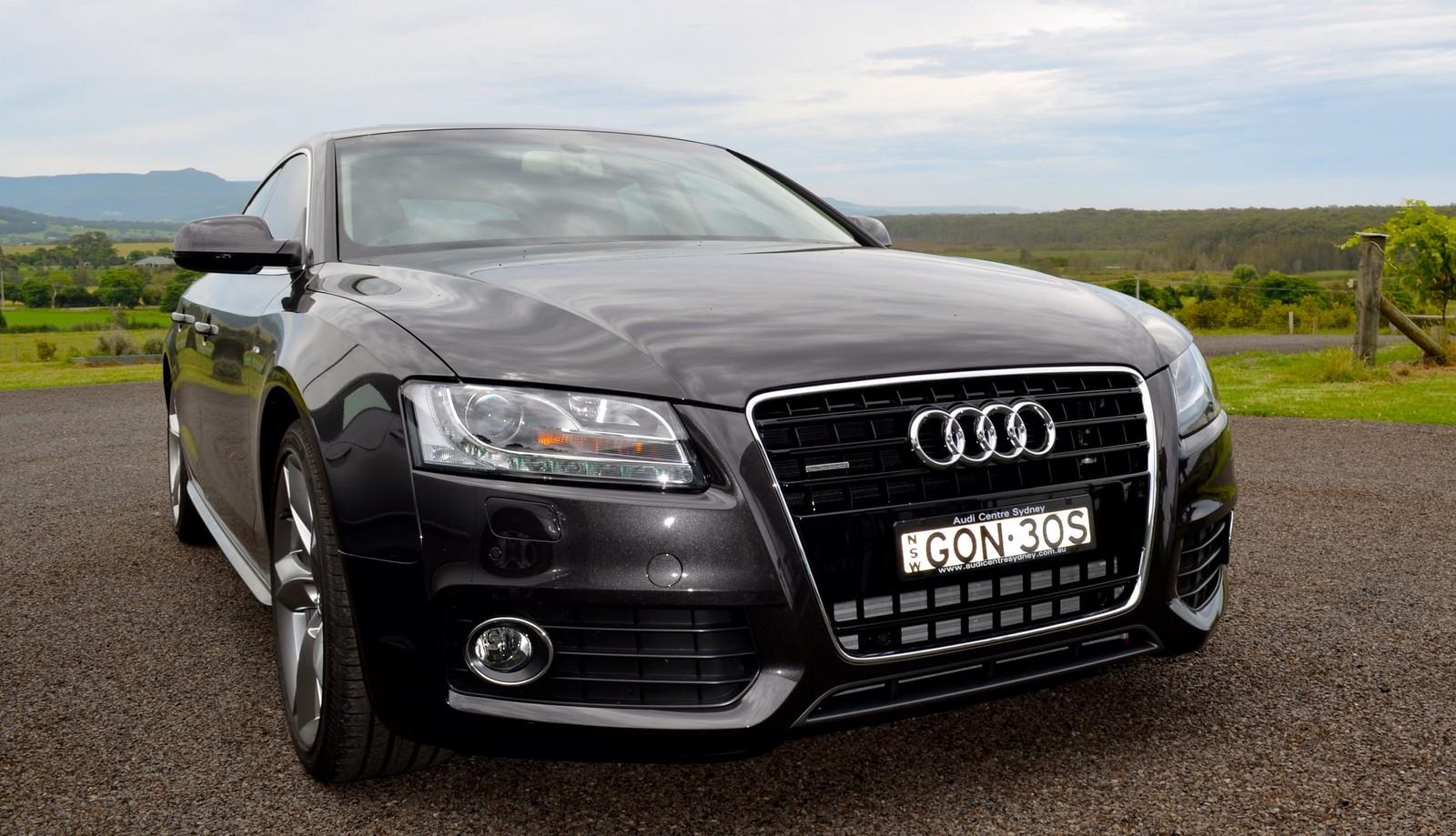 Kelebihan Audi A5 2011 Perbandingan Harga