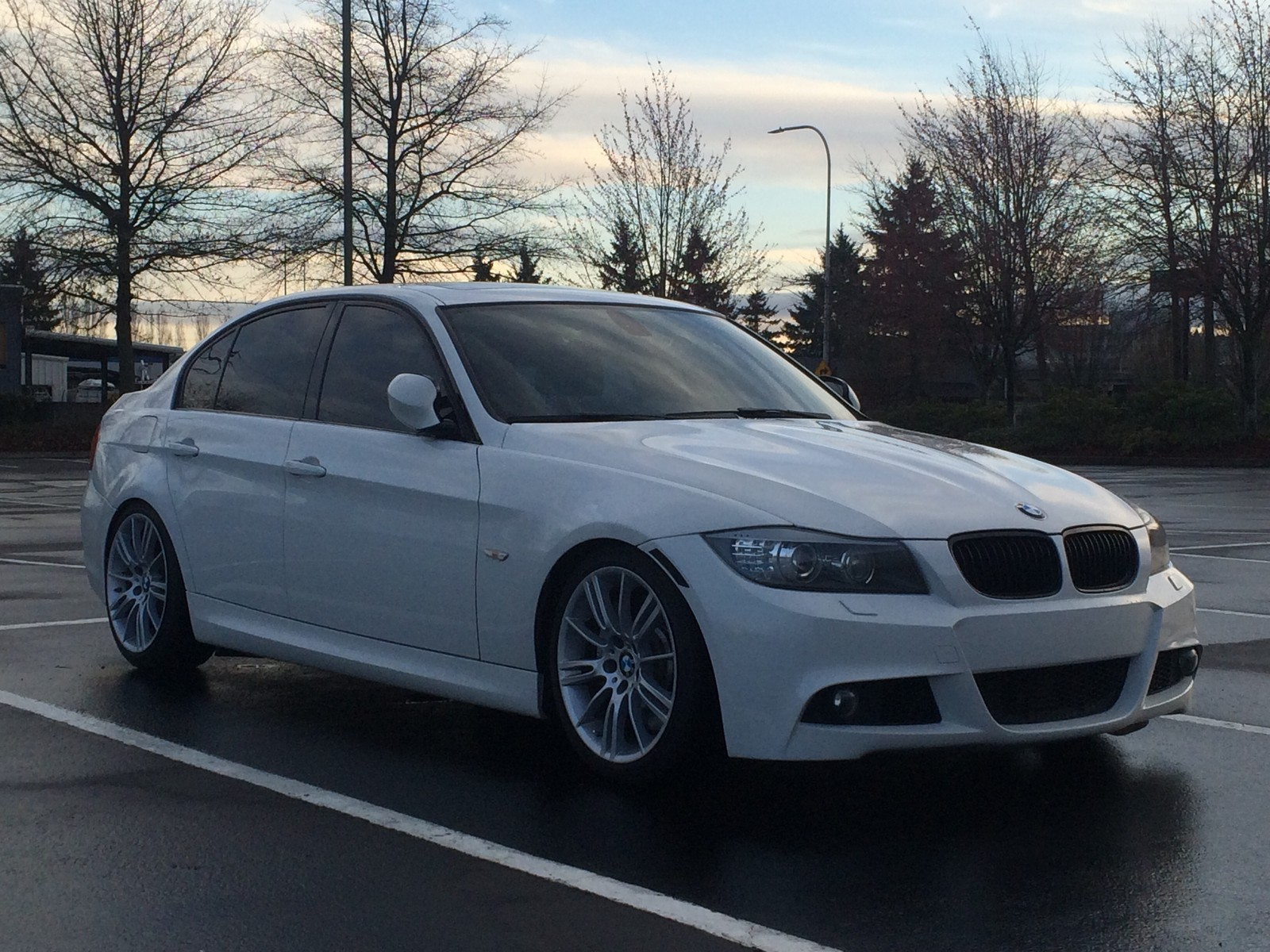 2011 BMW 335xi Mods Upgrades Wallpaper DragTimes