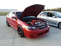 2005 GRP Subaru Legacy GT picture, mods, upgrades