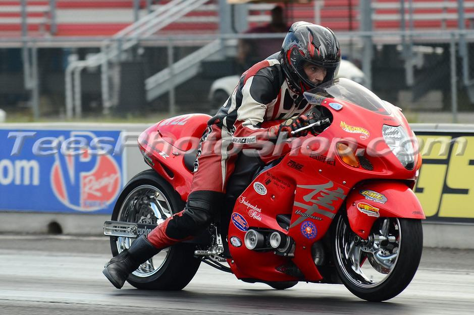 2004 Red Suzuki Hayabusa Supercharged Real Street picture, mods, upgrades