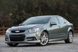 Mystic Green Metallic 2014 Chevrolet SS