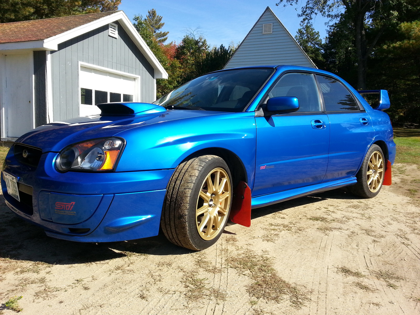 stock 2005 subaru wrx sti 1/4 mile trap speeds 0-60 - dragtimes
