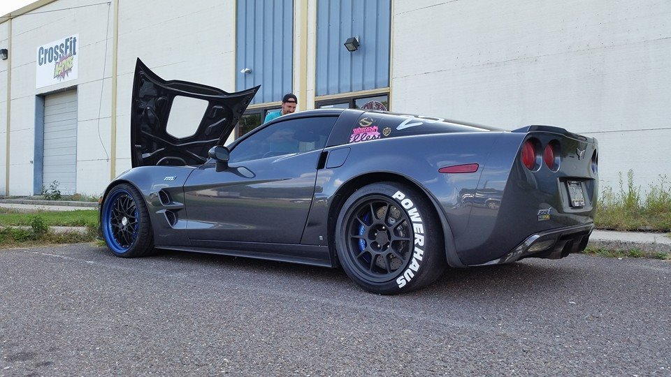 2009 Chevrolet Corvette Zr1 1 4 Mile Trap Speeds 0 60