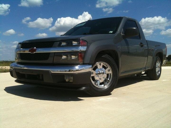 Car Extended Warranty >> 2008 Chevrolet Colorado LT Turbo 1/4 mile trap speeds 0-60 ...