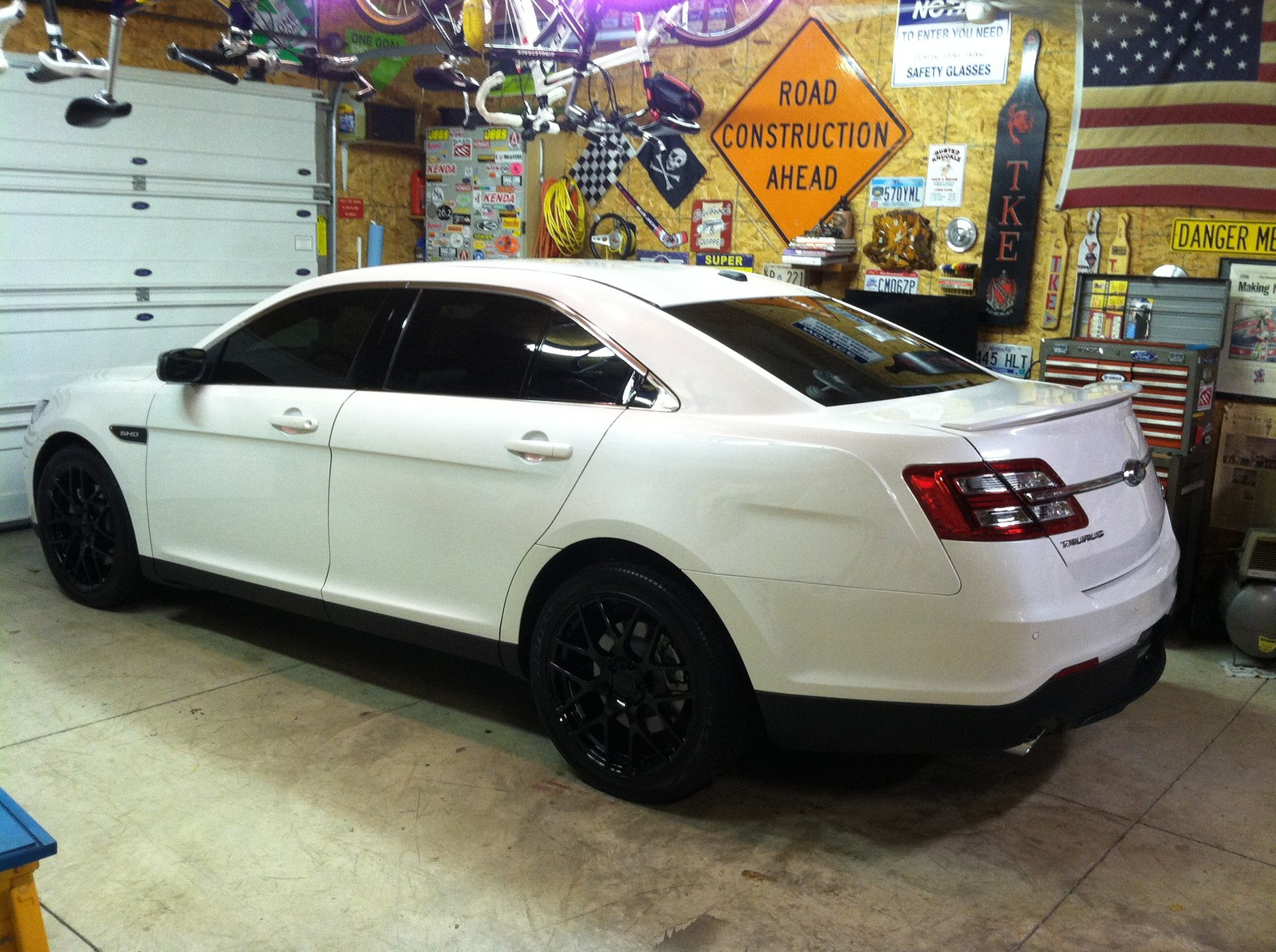 Ford Taurus Sho 0-60 >> 2013 Ford Taurus Sho 1 4 Mile Trap Speeds 0 60 Dragtimes Com