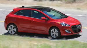 Metalic Red 2014 Hyundai Elantra GT