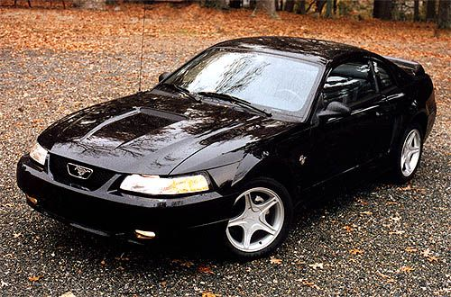 1999 Ford Mustang GT Supercharged