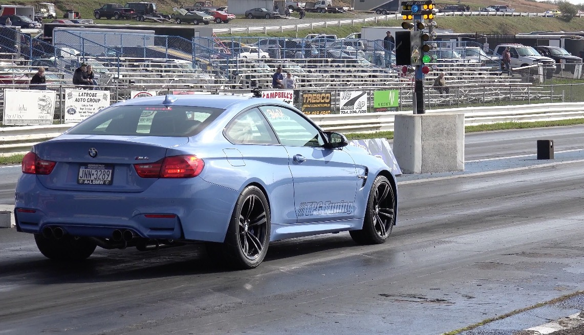 2015 Yas Marina Blue BMW M4 TPG Tuned picture, mods, upgrades
