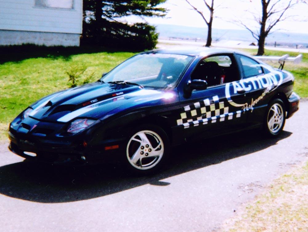 Pontiac Sunfire on 2002 Pontiac Sunfire Parts
