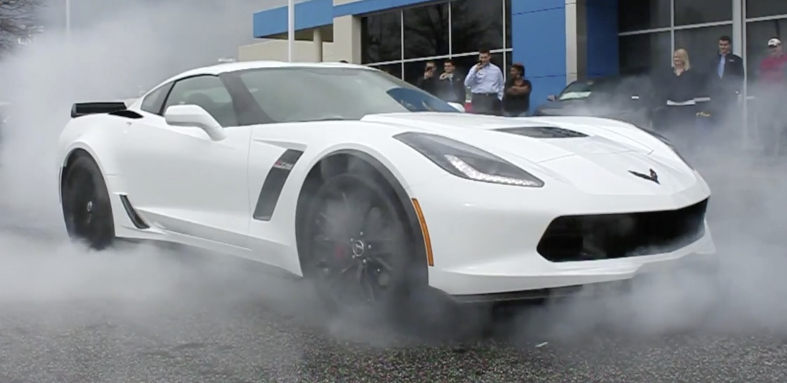 2015 White Chevrolet Corvette C7 Z06 picture, mods, upgrades