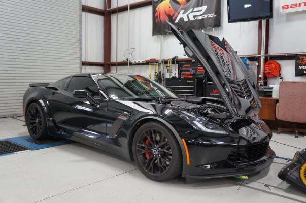 2015 black chevrolet corvette c7 z06 picture mods upgrades - Corvette 2015 Z06 Black