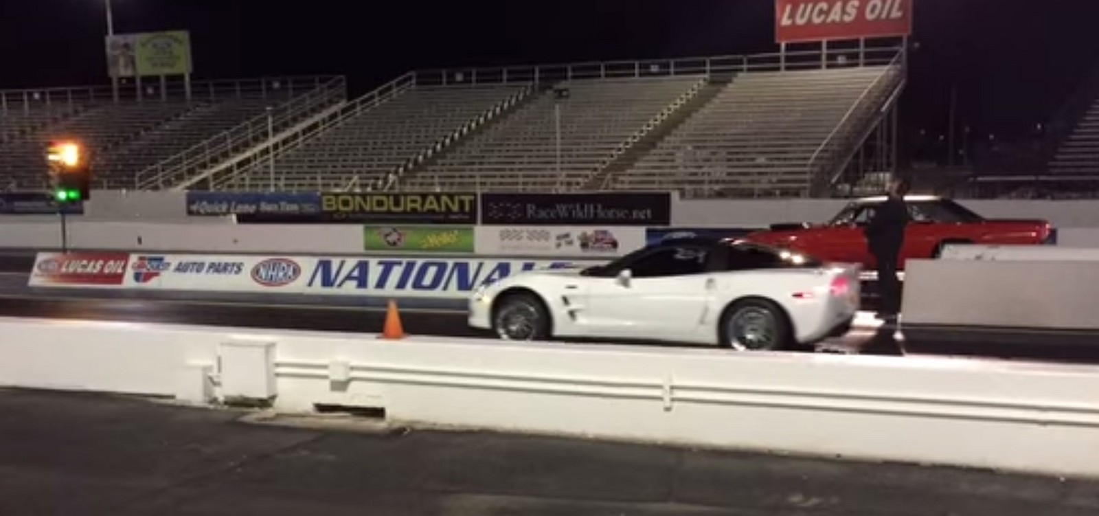 Chevrolet Corvette ZR1 3ZR runs 10.217 @ 143.690 MPH in the 1/4 mile