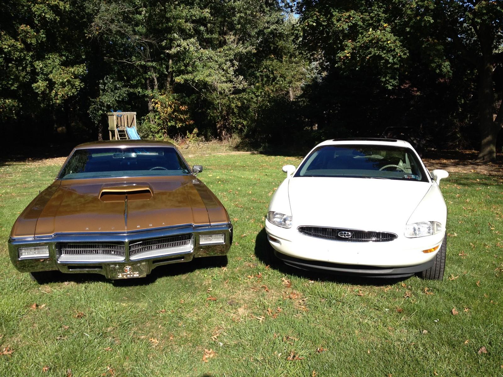Buick Riviera  runs 12.780 @ 105.000 MPH in the 1/4 mile