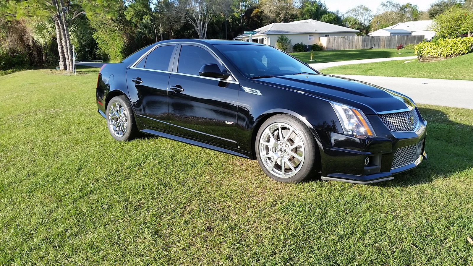 2009 cadillac cts v sedan 1 4 mile drag racing timeslip. Black Bedroom Furniture Sets. Home Design Ideas
