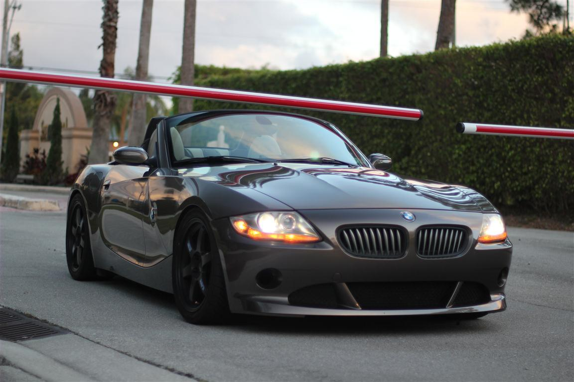 Sepang Bronze 2006 BMW Z4 M-Roadster ESS VT2-500 Supercharged