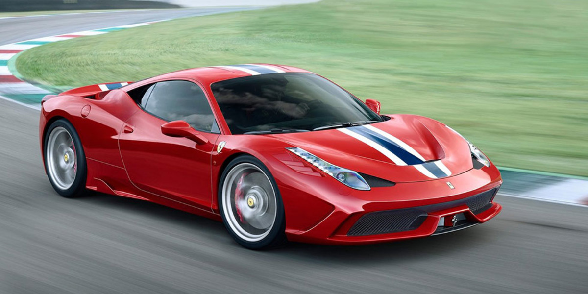 2014 RED Ferrari 458 SPECIALE picture, mods, upgrades