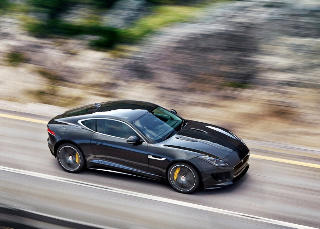 2015 Metalic Black Jaguar F Type R Coupe Pictures Mods Upgrades Wallpaper Dragtimes Com