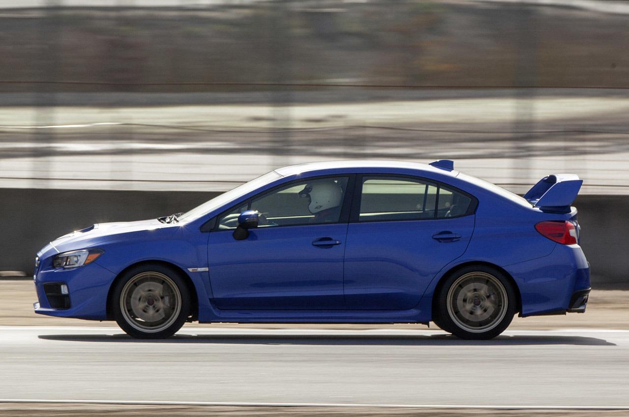 Wrx Sti 0 60 >> 2015 Subaru Wrx Sti 1 4 Mile Drag Racing Timeslip Specs 0 60