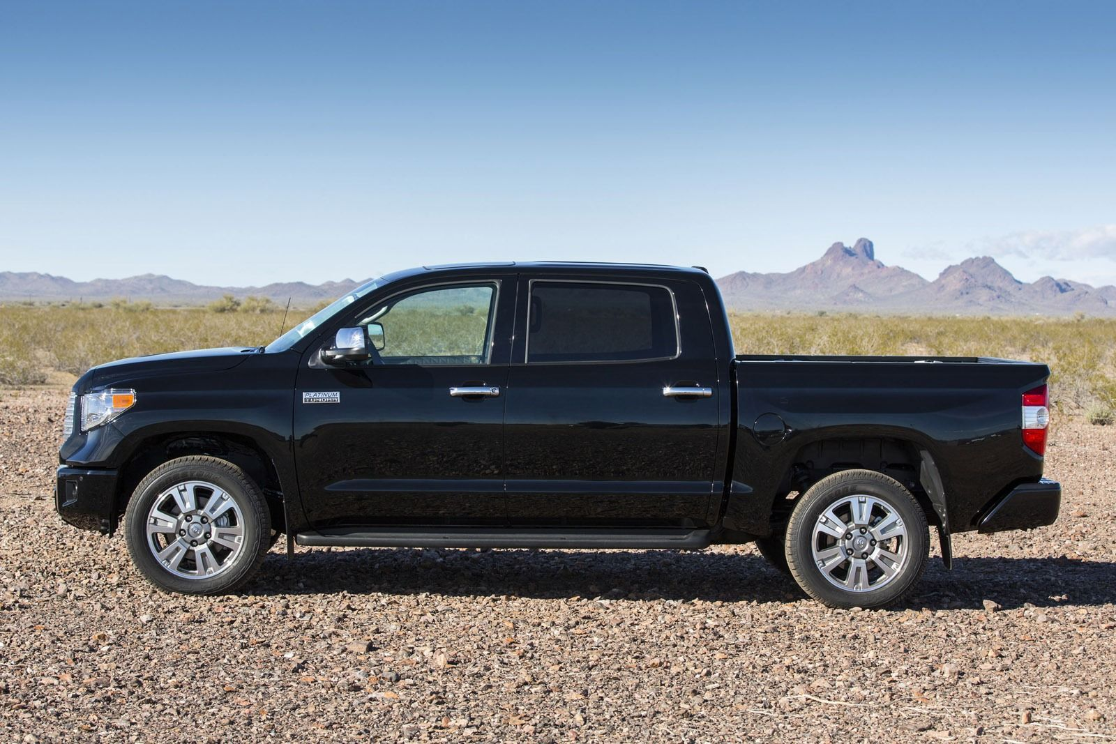 crewmax four tundra wheel toyota owned certified pickup platinum used drive pre inventory door