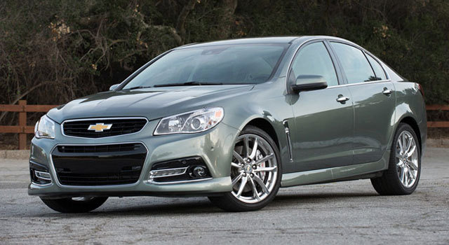 2015 Platinum Gray Metallic Chevrolet SS MANUAL picture, mods, upgrades