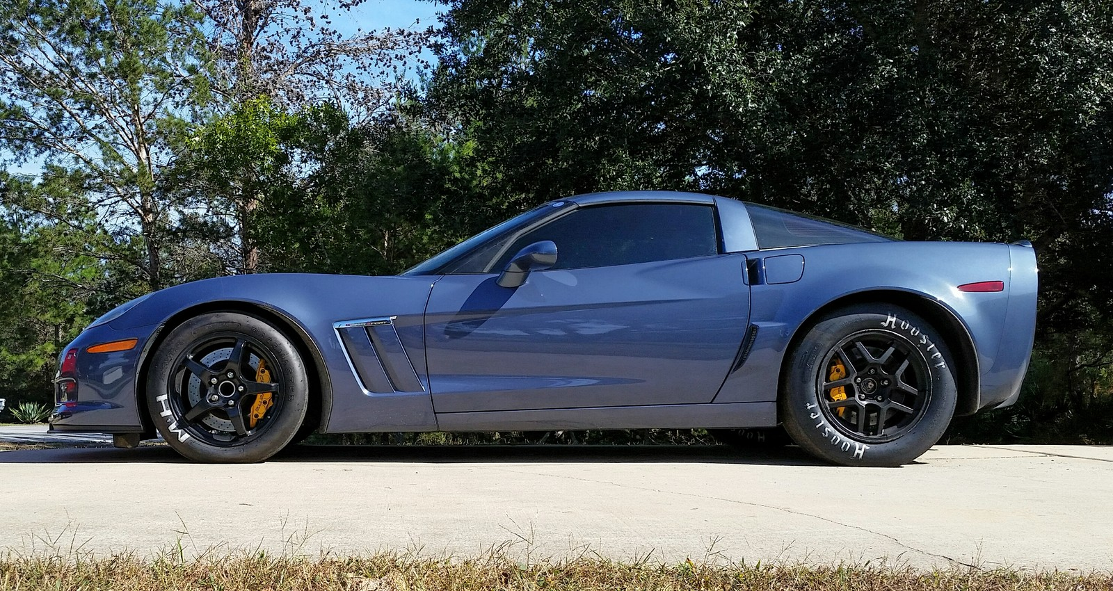 2012 Sonic Blue  Chevrolet Corvette Grand Sport All Motor 6.2L picture, mods, upgrades