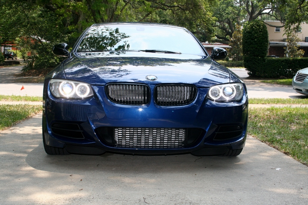 2013 Lemans Blue BMW 335i 335is picture, mods, upgrades