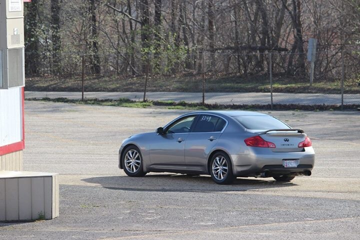 2007 Gray Infiniti G35 Journey  picture, mods, upgrades