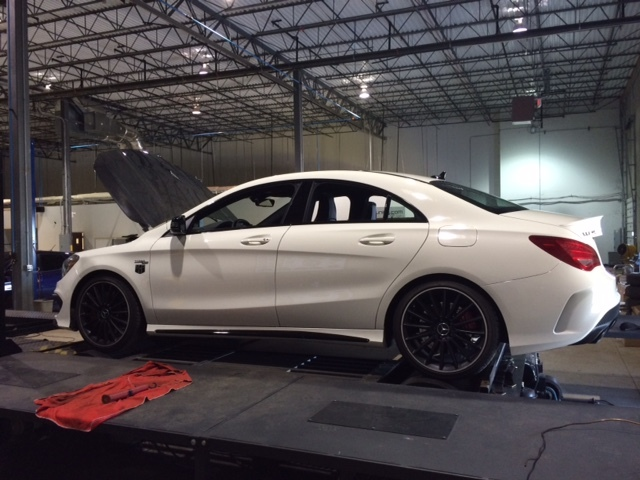 2014 mercedes benz cla45 amg pictures mods upgrades for Mercedes benz training and education