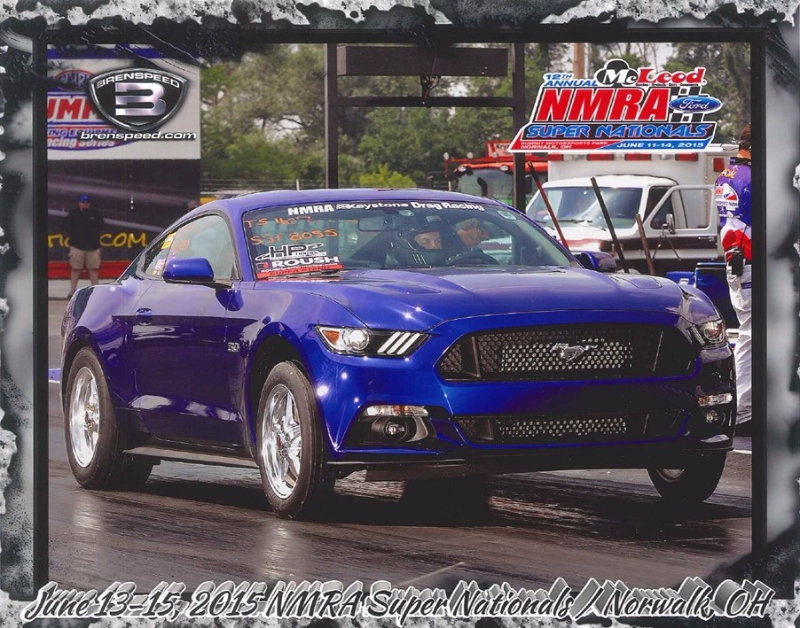 2015 Blue Ford Mustang GT    N/A picture, mods, upgrades