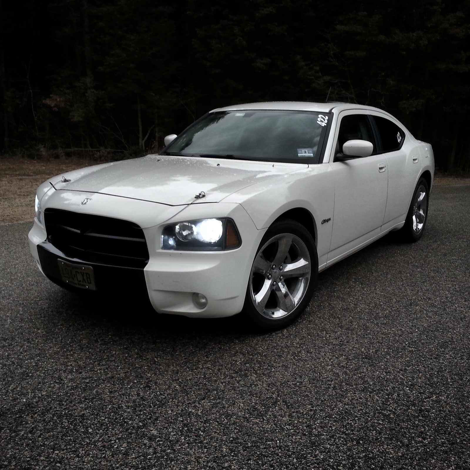 2007 dodge charger rt 0-60
