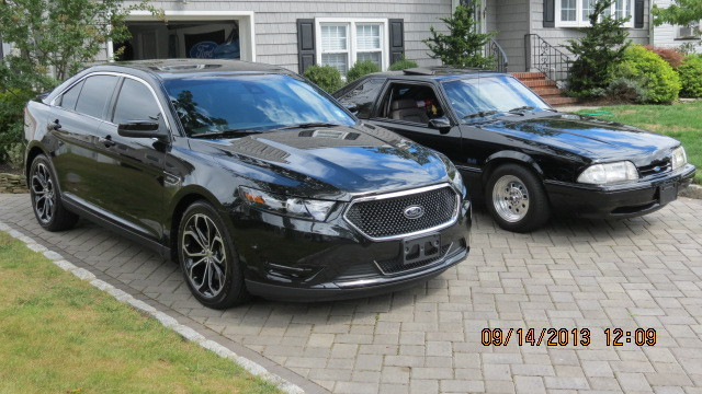 2013 ford taurus sho mods. Black Bedroom Furniture Sets. Home Design Ideas