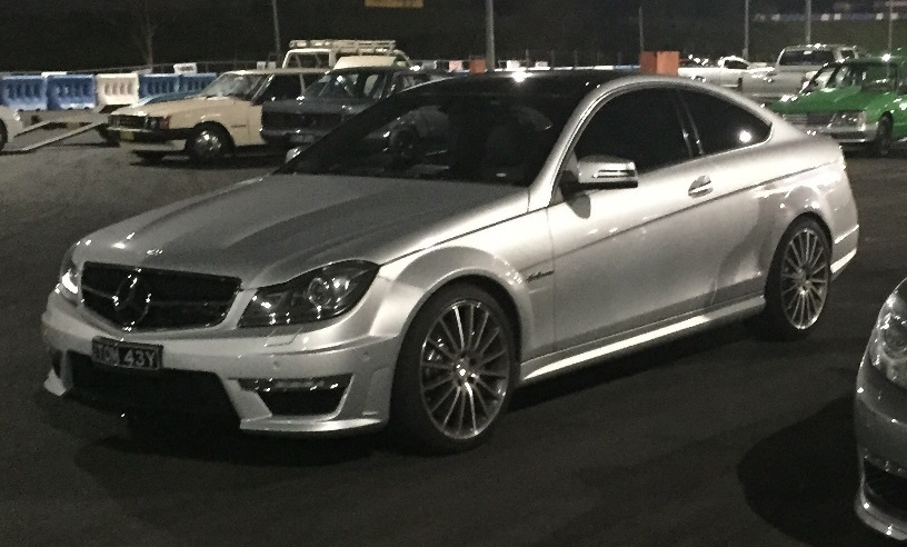 2012 mercedes benz c63 amg coupe 1 4 mile trap speeds 0 60 for Mercedes benz c63 sedan