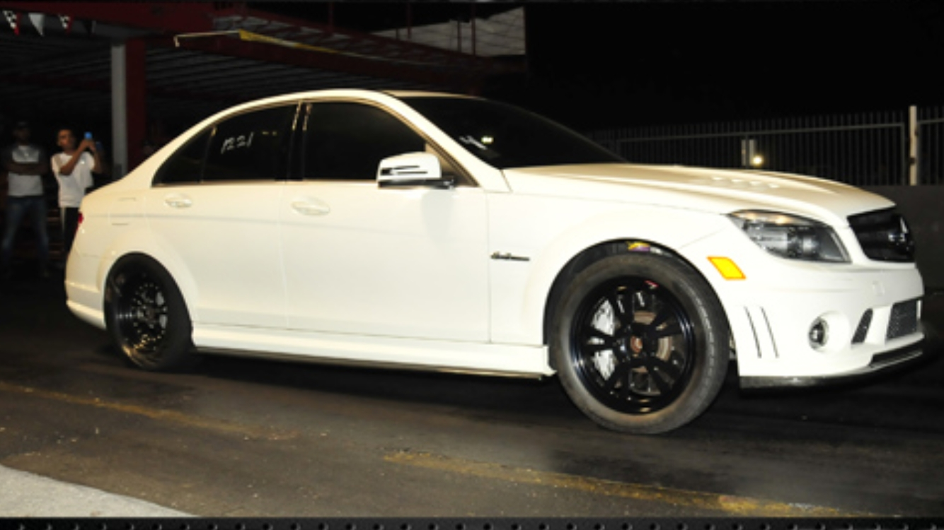 2010 mercedes benz c63 amg weistec 1 4 mile trap speeds 0 for 2010 mercedes benz c63 amg