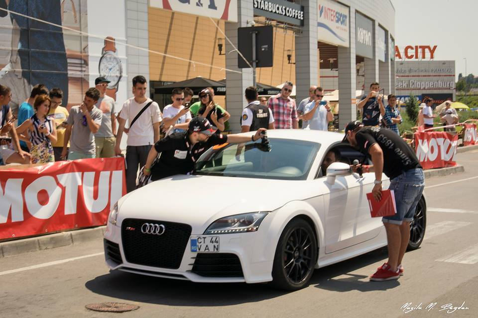 2013 White Audi TT RS TTE500 picture, mods, upgrades