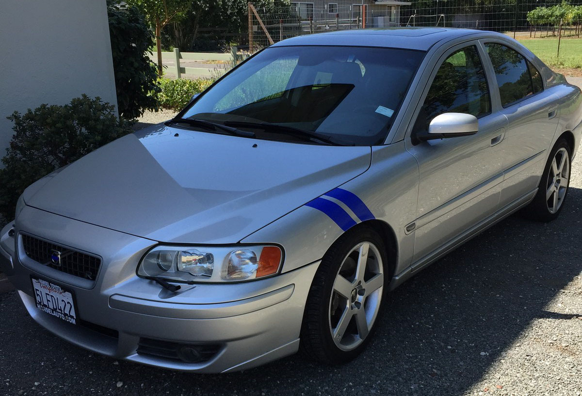 Stock 2005 Volvo S60 R 1 4 Mile Trap Speeds 0 60 Dragtimes Com