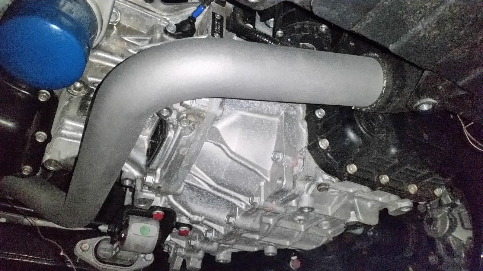 Silver 2015 Hyundai Veloster  Turbo Base