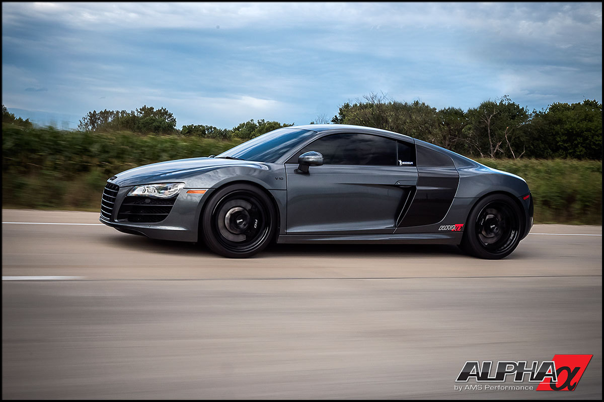 2012 audi r8 twin turbo ams 1 4 mile drag racing timeslip specs 0 60. Black Bedroom Furniture Sets. Home Design Ideas