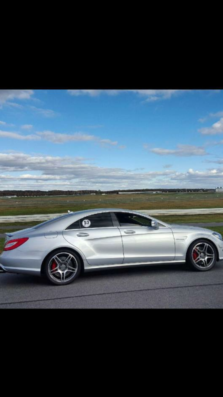 2013 Mercedes Benz Cls63 Amg Powerhaus Performance