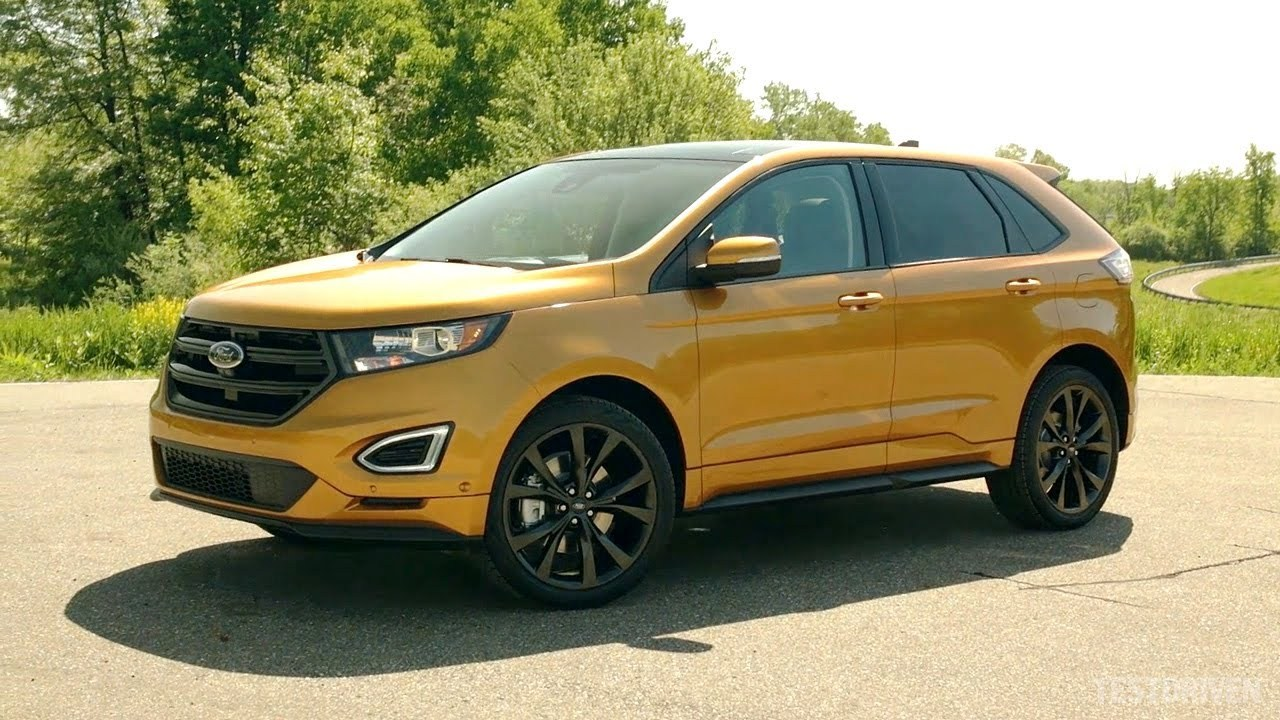 stock 2015 ford edge sport awd 1 4 mile trap speeds 0 60. Black Bedroom Furniture Sets. Home Design Ideas
