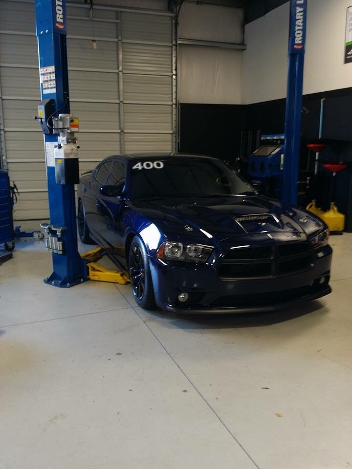 2014 Jazz blue Dodge Charger R/T F1a procharger picture, mods, upgrades