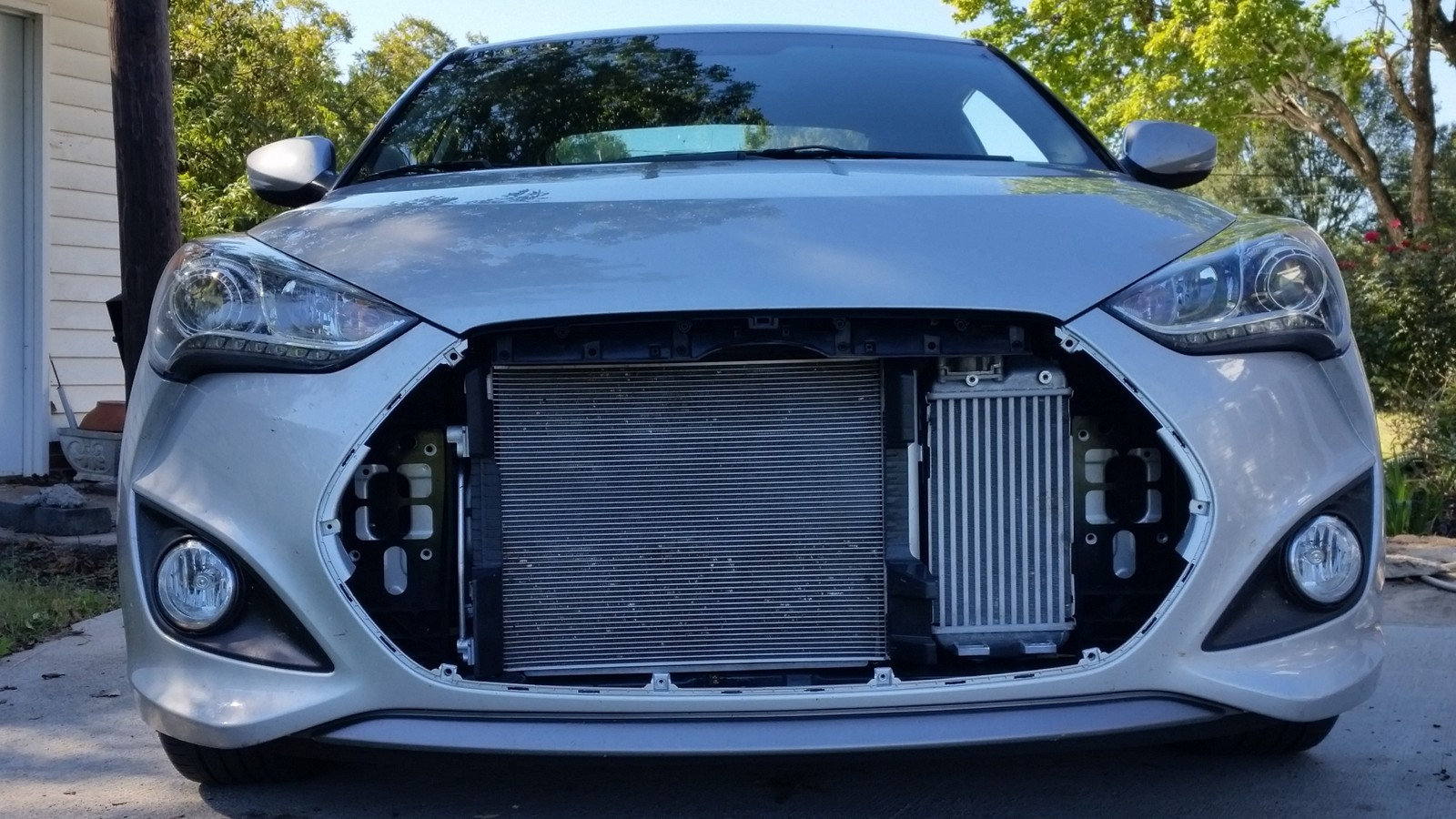 2015 Hyundai Veloster Turbo base 1/4 mile Drag Racing timeslip specs ...