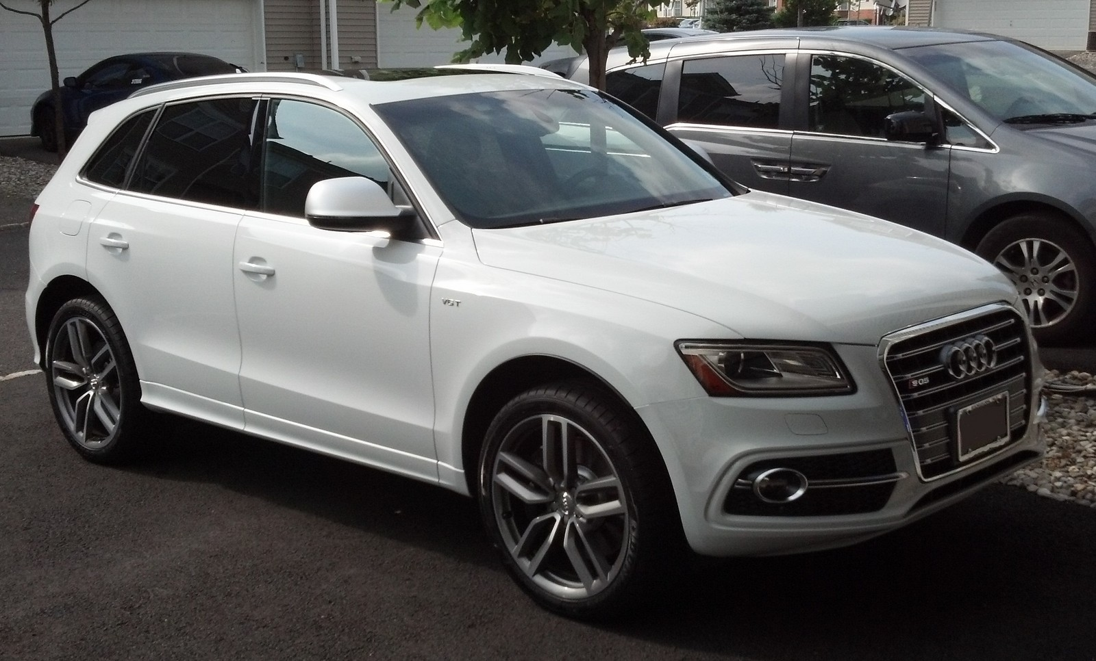 Audi Glacier White Vs White Autos Post